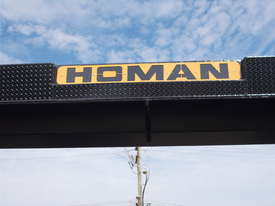 Homan 24' Drive In Stick Rake - picture2' - Click to enlarge