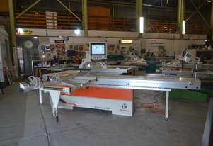 Heavy duty CNC panel saw