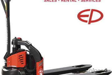 Brand   EP EPT12-EZ Lithium Battery Electric Pallet Truck/Jack