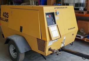 Air Compressor 400 CFM Sullair Diesel