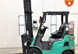 1.8T Diesel Counterbalance Forklift