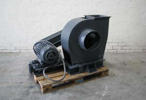 Industrial Factory Extraction Centrifugal Paddle Blower Fan - 7.5HP