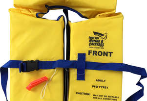 Life Jacket Buoyancy Vest Axis Adult PFDS