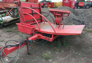 Duncan TSB Bale Wagon/Feedout Hay/Forage Equip
