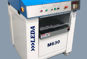 Electronic setting, Inverter feed speed. Heavy duty 630mm Thicknesser