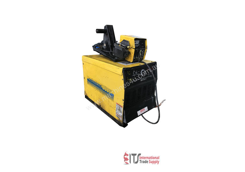 WIA MIG Welder Weldmatic Constructor DC65 3 Phase 415 Volt with WF605 Wire  Feeder