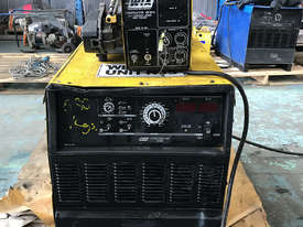 WIA MIG Welder Weldmatic Constructor DC65 3 Phase 415 Volt with WF605 Wire Feeder - picture2' - Click to enlarge