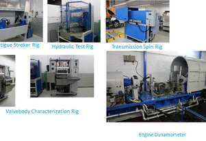 Special purpose 6 speed automatic transmission manufacturing equipment
