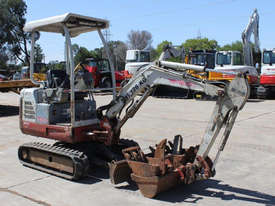Takeuchi TB016 Tracked-Excav Excavator - picture1' - Click to enlarge