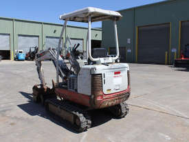 Takeuchi TB016 Tracked-Excav Excavator - picture5' - Click to enlarge