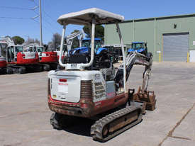 Takeuchi TB016 Tracked-Excav Excavator - picture7' - Click to enlarge