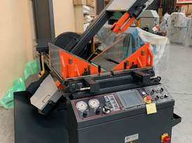 Cosen Vertical Mitre Cutting Bandsaw - picture0' - Click to enlarge