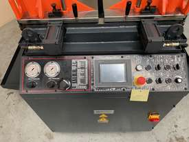 Cosen Vertical Mitre Cutting Bandsaw - picture1' - Click to enlarge