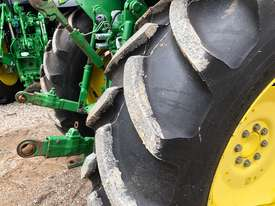 John Deere 6130 CAB TRACTOR WITH CHALLENGE LOADER - picture3' - Click to enlarge