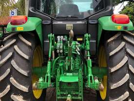 John Deere 6130 CAB TRACTOR WITH CHALLENGE LOADER - picture4' - Click to enlarge