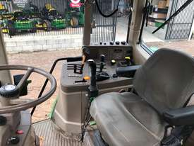 John Deere 6130 CAB TRACTOR WITH CHALLENGE LOADER - picture8' - Click to enlarge