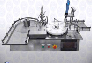 Flamingo Bench-top Automatic Filling and Capping System (EFGPC-B-150)