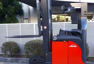 Used Forklift: R20G Genuine Preowned Linde 2t