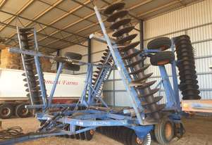 Grizzly S100 Offset Discs Tillage Equip