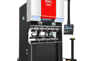 EKO ES3512 35 Ton 1200mm Full Servo Compact Electric Press Brake - Quick Clamping, Laser Guard