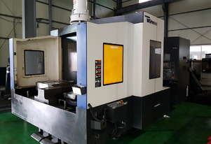 2015 Hyundai Wia KH-63G Twin Pallet Horizontal Machining center