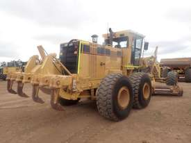 Caterpillar 16H Grader  - picture1' - Click to enlarge
