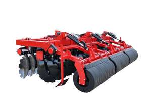 ROCCA STB-450 Heavy Duty SupaTill Bedder Tillage Disc Harrows 36 discs