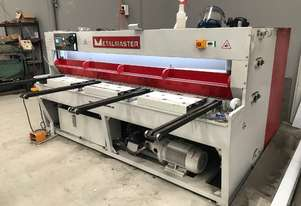 Just Arrived - USED Metalmaster HG860B - 2500mm x 6mm Guillotine