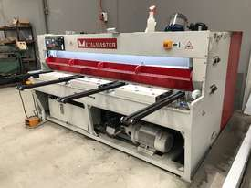 Just Arrived - USED Metalmaster HG860B - 2500mm x 6mm Guillotine - picture0' - Click to enlarge