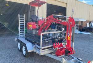 Digger King 17 Package - from $29,900 + GST