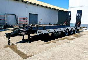 NEW 2020 FWR ELITE Tri Axle Tag Trailer - Widener with EBS