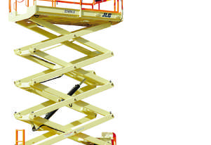 JLG 32ft RT Bi-Energy Scissor Lift