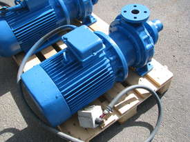 Large Centrifugal Water Pump - 18.5kW - picture1' - Click to enlarge