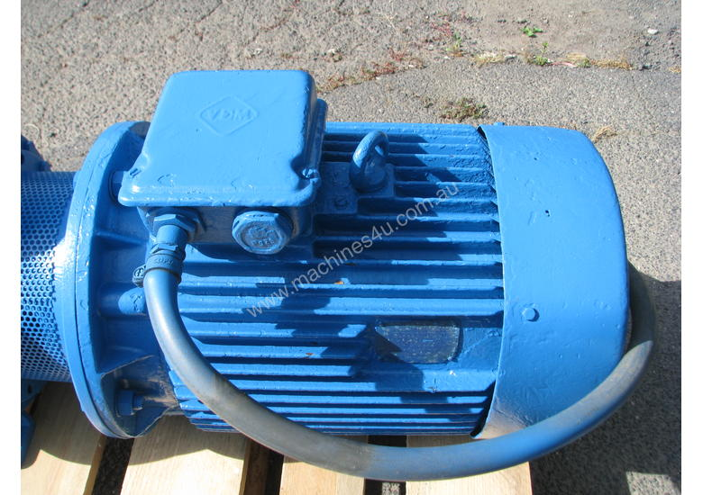 Large Centrifugal Water Pump - 18.5kW