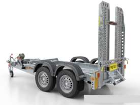 Skyjack 19ft Scissor Lift  with Galvanised Trailer - picture2' - Click to enlarge
