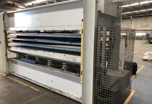 Hot Panel Press + Cold Panel Press (will separate)