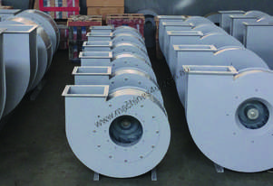 Industrial Quality Fans from Ezi-duct