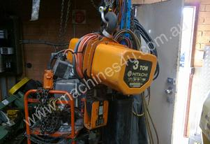 hitachi 3 tonne Electric 415v hoist