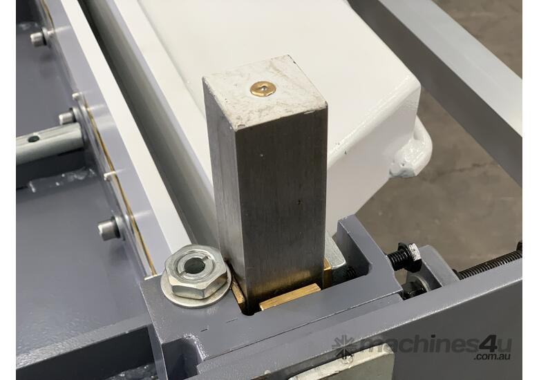 2500mm x 1.2mm Aussie Eng & Calibrated Backguage