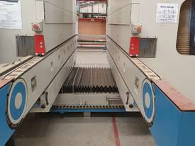 HOLYTEK Double end tenoner - picture1' - Click to enlarge