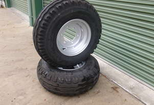 11.5/80-15.3 Implement tyre and rim