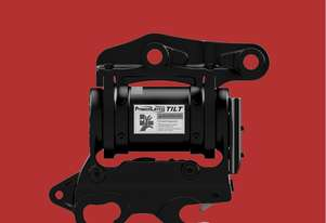 JBA POWERLATCH TILTING QUICK HITCH 7-10T