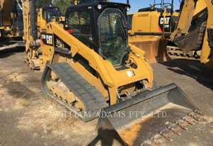 CATERPILLAR 279D Skid Steer Loaders