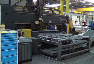Ficep Tipo B15 - CNC Plate Punching, Drilling & Profiling Line (2003)