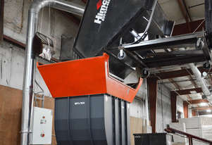 Powerful Weima Shredder / Grinder for wood waste and off-cuts