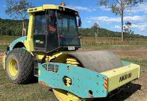 Ammann ASC 150 TD3 Smooth Drum Vibrating Roller