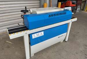 Compact single phase Edgebander - perfect for smaller workshop