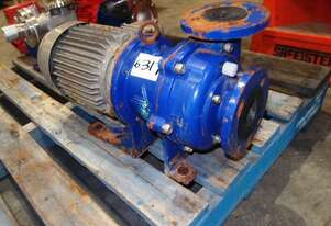 Magnetic Drive Chemical Transfer Pump, IN: 50mm, OUT: 38mm, 200Lt/