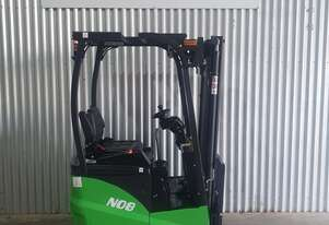 Noblelift 3 Wheel Compact Lithium Ion Electric Forklift