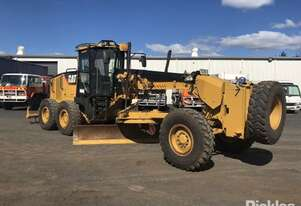 2012 Caterpillar 140M VHP Plus